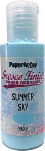Fresco Finish - Summer Sky